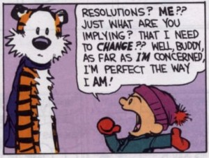 NY Eve Resolution